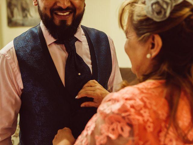 La boda de Christian y Sara en Dos Hermanas, Sevilla 8