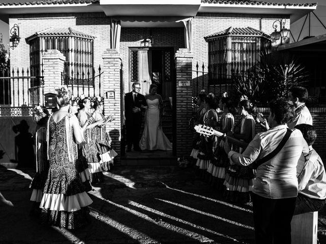 La boda de Christian y Sara en Dos Hermanas, Sevilla 26
