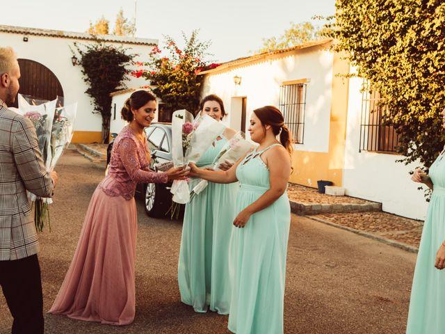 La boda de Christian y Sara en Dos Hermanas, Sevilla 29