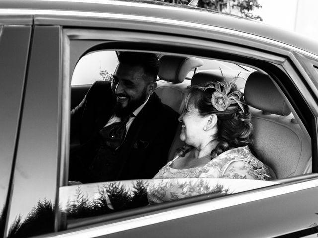 La boda de Christian y Sara en Dos Hermanas, Sevilla 30