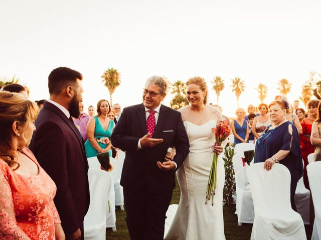 La boda de Christian y Sara en Dos Hermanas, Sevilla 34
