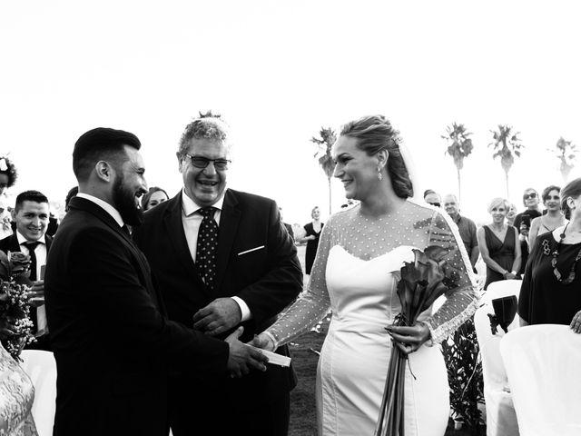 La boda de Christian y Sara en Dos Hermanas, Sevilla 35