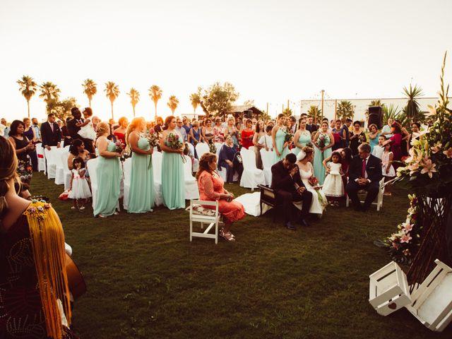 La boda de Christian y Sara en Dos Hermanas, Sevilla 36