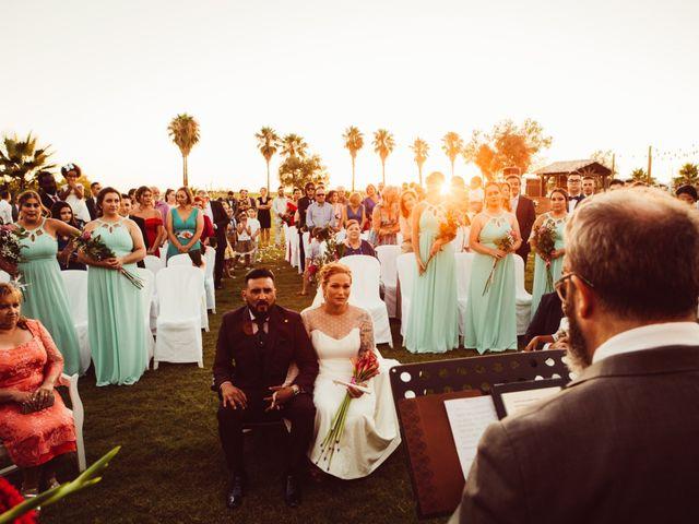 La boda de Christian y Sara en Dos Hermanas, Sevilla 37