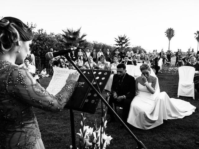 La boda de Christian y Sara en Dos Hermanas, Sevilla 43