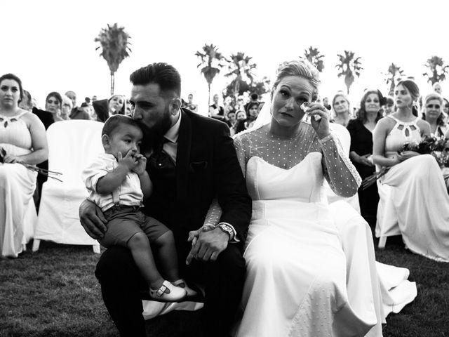 La boda de Christian y Sara en Dos Hermanas, Sevilla 44