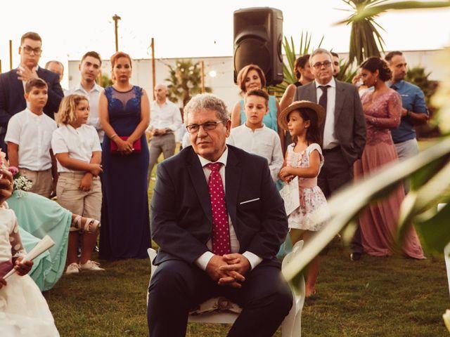 La boda de Christian y Sara en Dos Hermanas, Sevilla 45