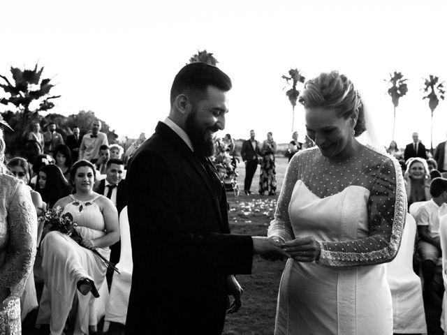 La boda de Christian y Sara en Dos Hermanas, Sevilla 48