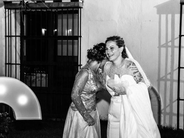 La boda de Christian y Sara en Dos Hermanas, Sevilla 61