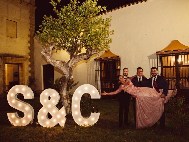 La boda de Christian y Sara en Dos Hermanas, Sevilla 62