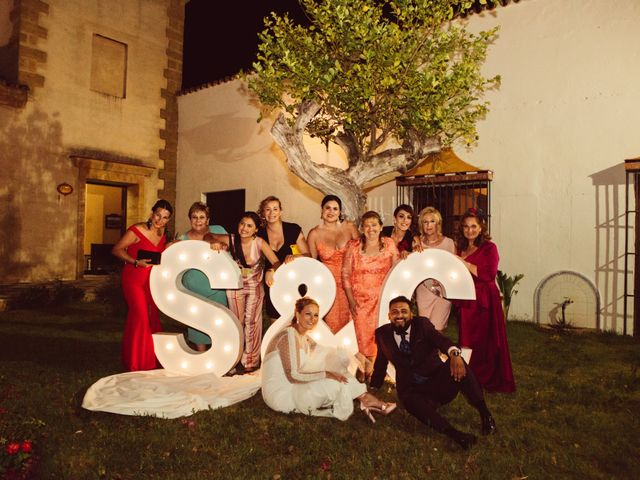 La boda de Christian y Sara en Dos Hermanas, Sevilla 63