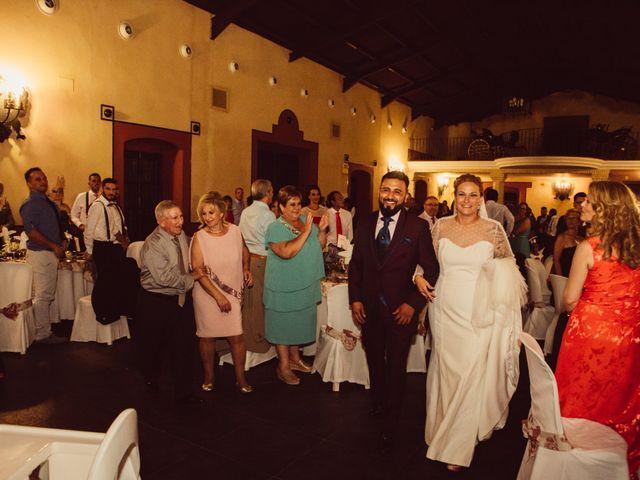 La boda de Christian y Sara en Dos Hermanas, Sevilla 64