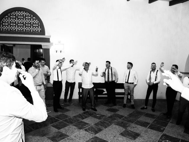 La boda de Christian y Sara en Dos Hermanas, Sevilla 69