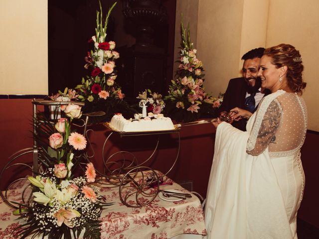 La boda de Christian y Sara en Dos Hermanas, Sevilla 73