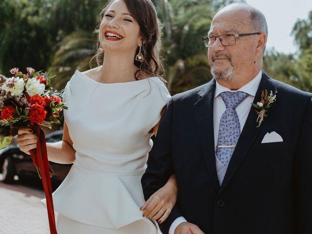 La boda de Nando y Estafania en Torre Pacheco, Murcia 6