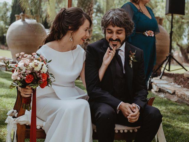 La boda de Nando y Estafania en Torre Pacheco, Murcia 1