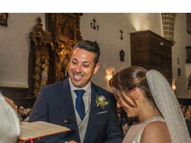 La boda de Isaac y Raquel en Peraleda De La Mata, Cáceres 3
