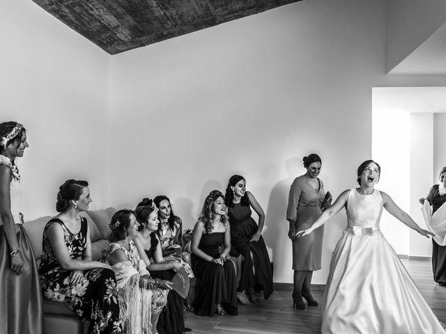 La boda de Isaac y Raquel en Peraleda De La Mata, Cáceres 2