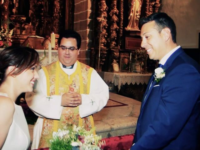 La boda de Isaac y Raquel en Peraleda De La Mata, Cáceres 8