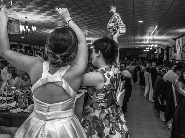 La boda de Isaac y Raquel en Peraleda De La Mata, Cáceres 9