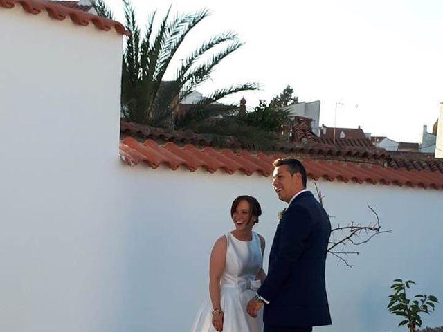 La boda de Isaac y Raquel en Peraleda De La Mata, Cáceres 10