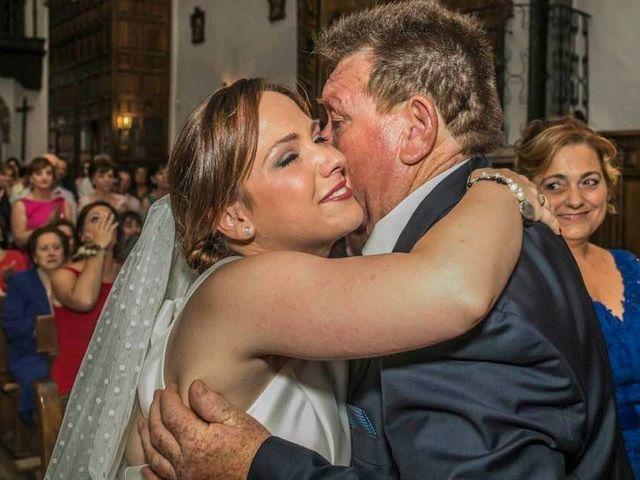 La boda de Isaac y Raquel en Peraleda De La Mata, Cáceres 12