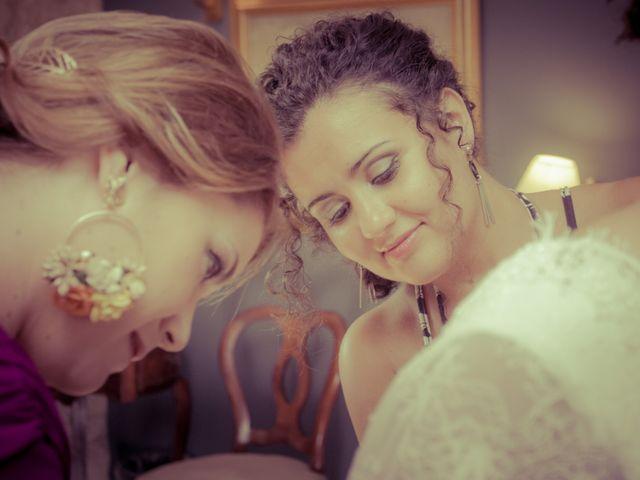 La boda de Fran y Raquel en Santiago De Compostela, A Coruña 14