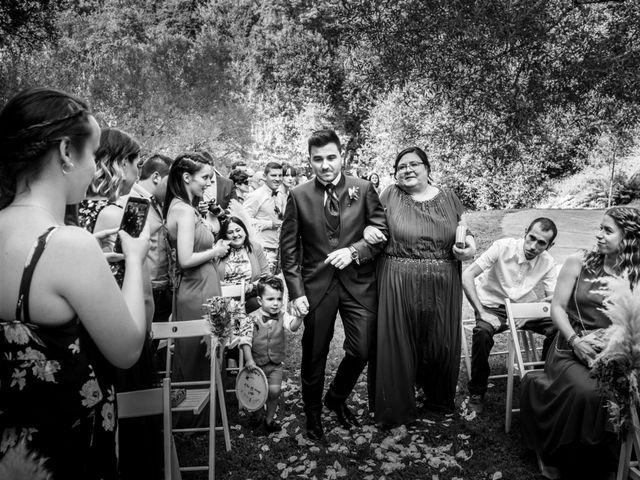 La boda de Fran y Raquel en Santiago De Compostela, A Coruña 18