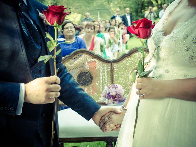 La boda de Fran y Raquel en Santiago De Compostela, A Coruña 26
