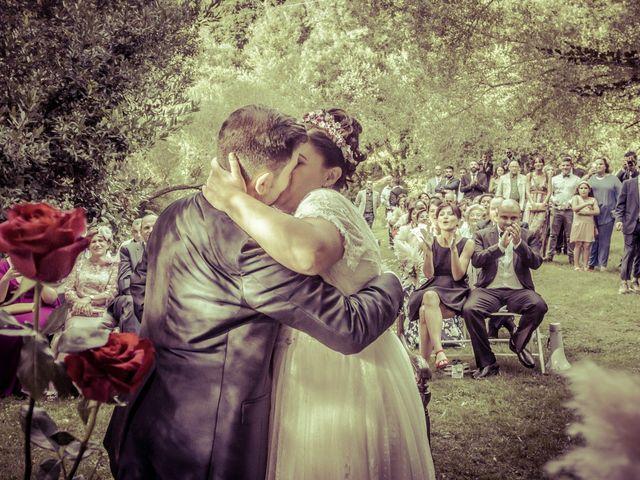 La boda de Fran y Raquel en Santiago De Compostela, A Coruña 27
