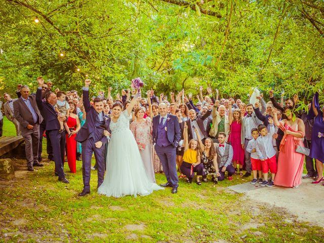 La boda de Fran y Raquel en Santiago De Compostela, A Coruña 30