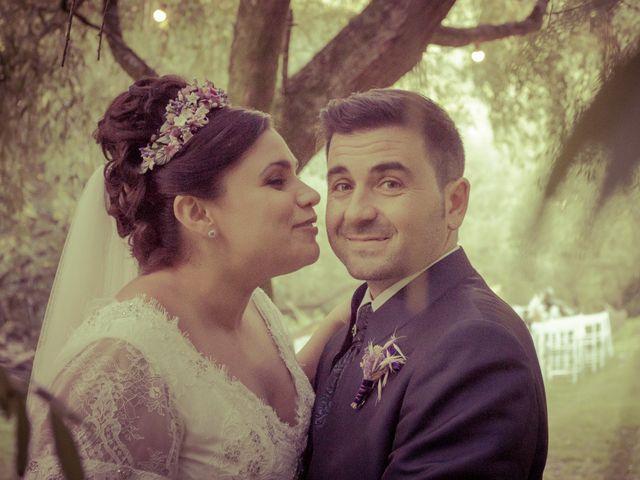 La boda de Fran y Raquel en Santiago De Compostela, A Coruña 33