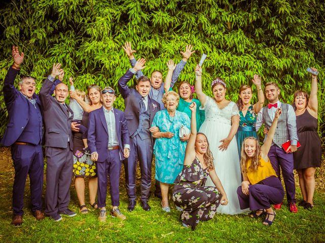 La boda de Fran y Raquel en Santiago De Compostela, A Coruña 40