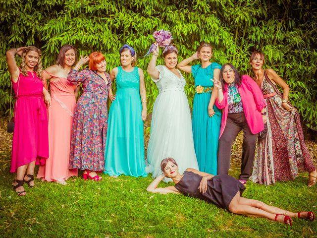 La boda de Fran y Raquel en Santiago De Compostela, A Coruña 45