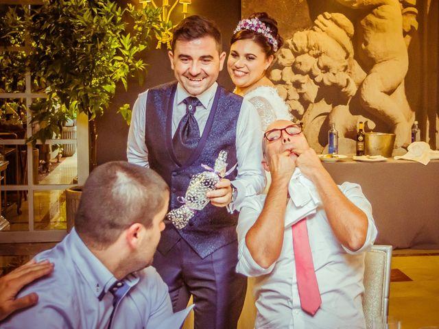 La boda de Fran y Raquel en Santiago De Compostela, A Coruña 52