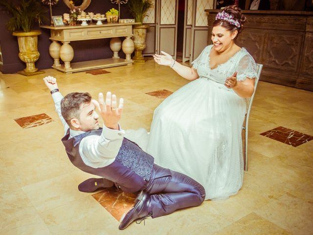 La boda de Fran y Raquel en Santiago De Compostela, A Coruña 53