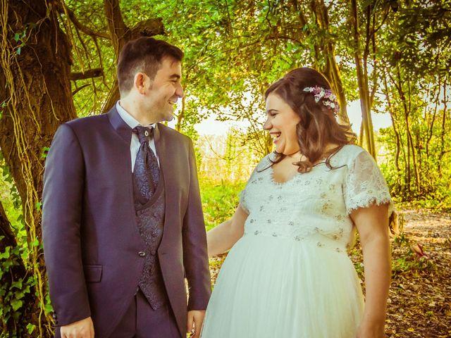 La boda de Fran y Raquel en Santiago De Compostela, A Coruña 56