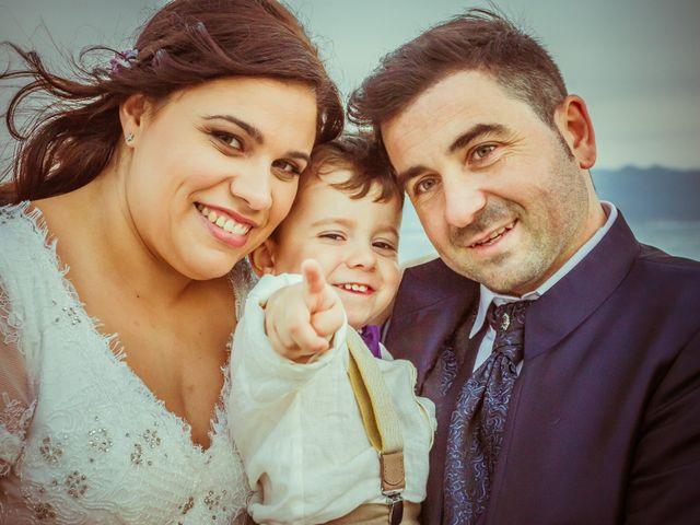 La boda de Fran y Raquel en Santiago De Compostela, A Coruña 61