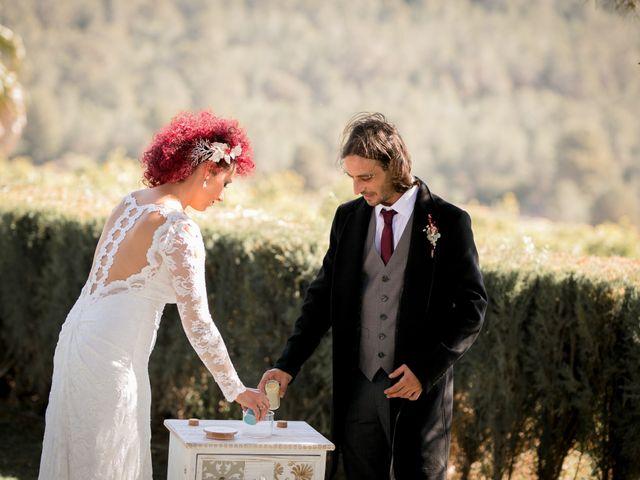 La boda de Miguel y Miriam en Chiva, Valencia 1