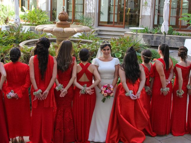 La boda de Jose y Cristina en Santa Cruz De Tenerife, Santa Cruz de Tenerife 5