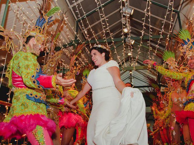 La boda de Jose y Cristina en Santa Cruz De Tenerife, Santa Cruz de Tenerife 7