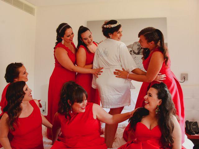 La boda de Jose y Cristina en Santa Cruz De Tenerife, Santa Cruz de Tenerife 12