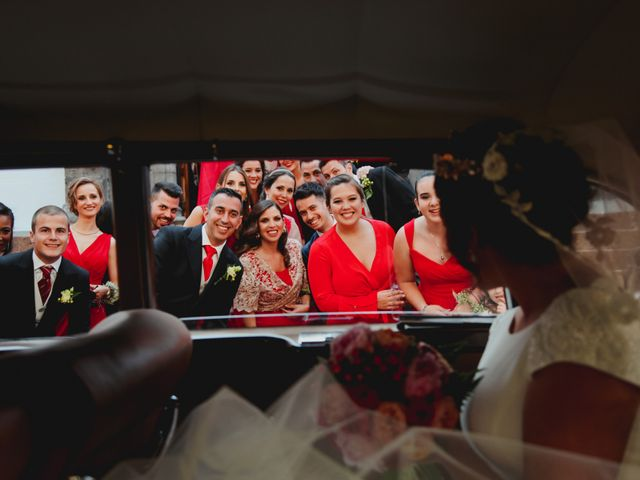 La boda de Jose y Cristina en Santa Cruz De Tenerife, Santa Cruz de Tenerife 14