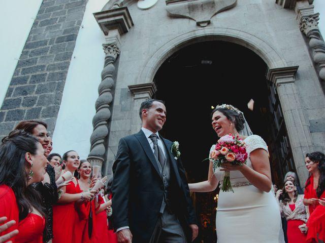 La boda de Jose y Cristina en Santa Cruz De Tenerife, Santa Cruz de Tenerife 16