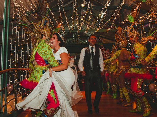 La boda de Jose y Cristina en Santa Cruz De Tenerife, Santa Cruz de Tenerife 20