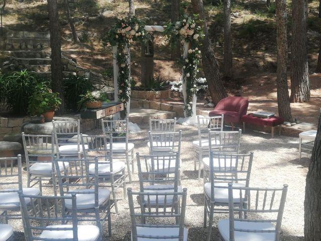 La boda de Maria Emma  y José  en Elda, Alicante 12