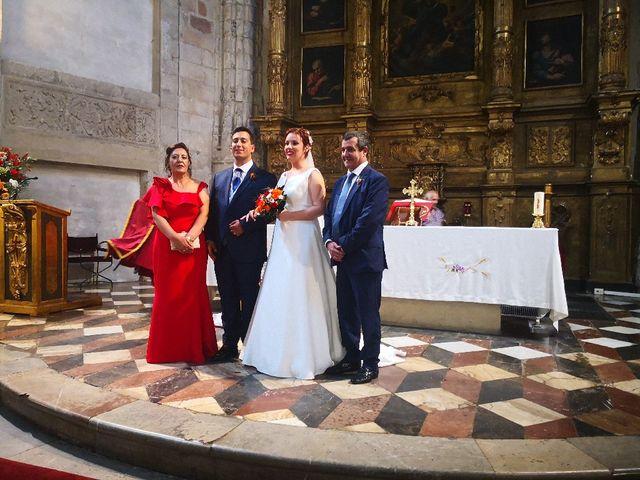 La boda de Edu y Marta  en León, León 8