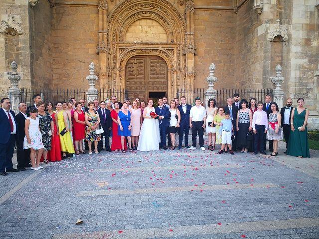 La boda de Edu y Marta  en León, León 9