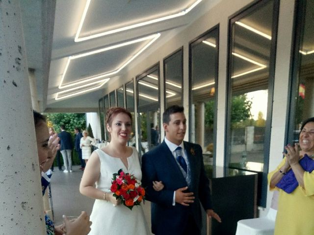 La boda de Edu y Marta  en León, León 12