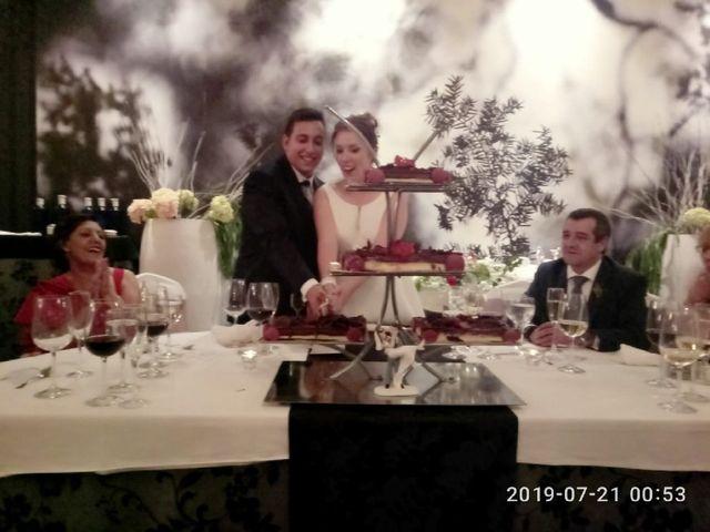 La boda de Edu y Marta  en León, León 1